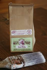 Image result for old fashioned milk paint in snow white