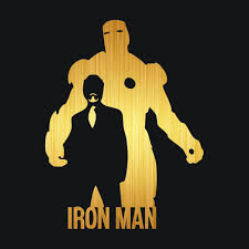 <b>1Pcs 20*15cm</b> Cool Iron Man <b>3D</b> Car Stickers Motorcycle decals Car ...