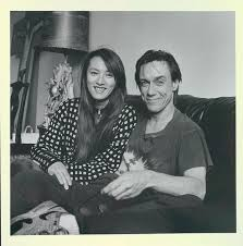 <b>Iggy Pop</b> (James Osterberg) with wife Suchi   <b>Iggy pop, Iggy and the</b> ...