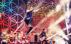 How <b>Coldplay, a</b> band that says rock is 'done', grossed $500 million