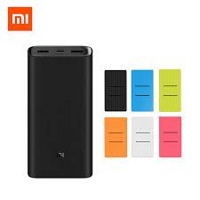 Online Shop 2019 NEW <b>Xiaomi Mi</b> 20000mAh <b>Power Bank 3</b> Pro ...
