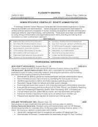 hr generalist resume sample info hr generalist resume generalist resume sample human resources hr