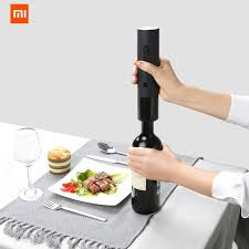 Xiaomi <b>HuoHou Wine Electric Bottle</b> Opener Open Bottle Tool ...