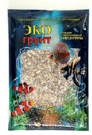 Декор для аквариума Грунт <b>Галька Эко Реликтовая</b> № 2 4-8 мм 3 ...