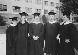 falvey memorial library villanova university photo essay jq graduation photo 1984