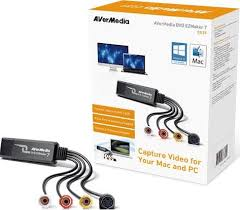 AverMedia C039 DVD EZMaker 7 Video Grabber - Krauta.ee