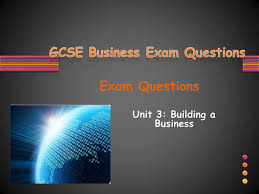business studies  edexcel unitessay style question booklet by  pptessaystylequestionspptx