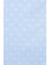 Light blue <b>optical pattern</b> dress shirt | Canali.com