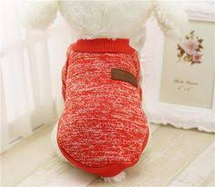 Classic Warm <b>Dog Clothes</b> Puppy Outfit Pet Cat Jacket Coat <b>Winter</b> ...