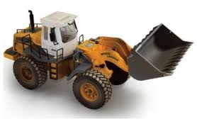 <b>Радиоуправляемый бульдозер Hobby Engine</b> Wheeled Loader ...