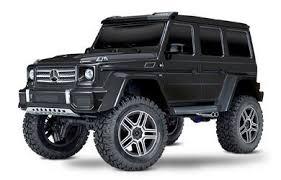 <b>Радиоуправляемая машина TRAXXAS TRX-4</b> Mercedes G 500 1 ...