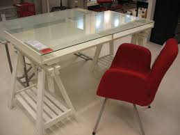 ikea west chester white desk with red chair chairs ikea ikea white