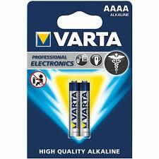<b>Батарейки VARTA</b> LR61 <b>AAAA</b> (4061) Alkaline (4061101402) - в ...