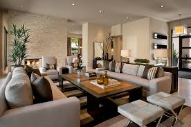 contemporary living room by ownby design big living rooms