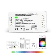 GIDERWEL <b>Home Smart Zigbee RGBCCT</b> LED Strip Controller ...