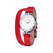 <b>Женские золотые</b> наручные <b>часы SOKOLOV</b> купить по низкой ...
