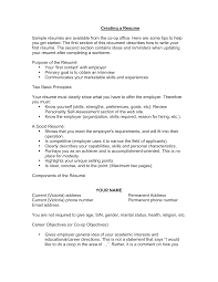 good generic resume objectives resume tip objective section resume objective samples bnpot g aploon