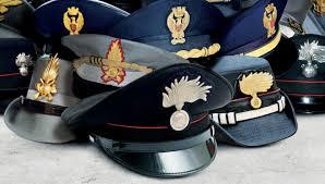 Risultati immagini per cinque polizie