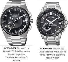 <b>Citizen</b> F150 CC3020-57L Satellite Wave World Time GPS ...