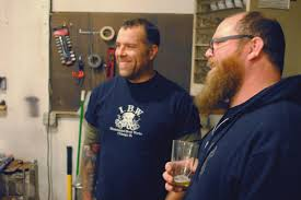 the hop review beer interviews photography travel brewer brewer chat brian jason of illuminated brew works