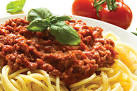 Images & Illustrations of bolognese pasta sauce