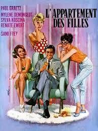 Girl's Apartment(1963) L'appartement des filles