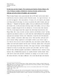 the awakening essay american literature essay