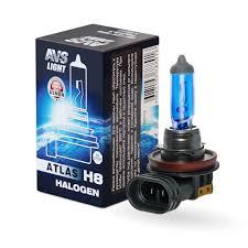 Галогенная <b>лампа AVS ATLAS</b> /5000К/ H8.12V.35W купить в г ...