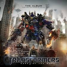 Various ‎– <b>Transformers</b>: <b>Dark</b> Of The Moon The Album Soundtrack ...