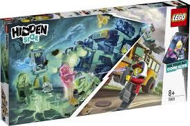 <b>Конструктор LEGO Hidden Side</b> 70423 Автобус охотников за ...
