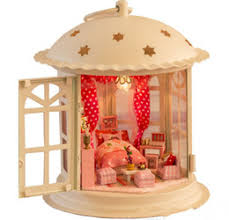 discount dollhouse furniture kits build free shipping 2015 new arrival diy metal miniature dollhouse with furniture affordable dollhouse furniture