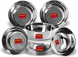Stainless Steel - Dessert Bowls / Bowls: Home & Kitchen - Amazon.in