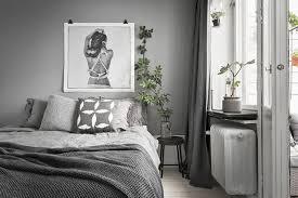Camera Da Letto Grigio Bianco : Motivi per cui dovresti usare il grigio in camera da letto