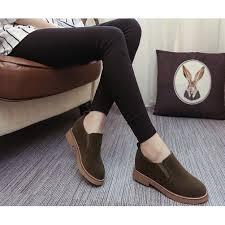 <b>2017 new</b> women high flat bottom matte <b>comfortable casual</b> shoes ...
