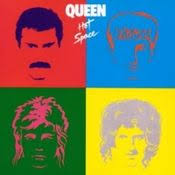 <b>Hot Space</b> - Queenpedia.com - Freddie Mercury, Brian May, Roger ...