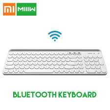 Xiaomi <b>Miiiw</b> Bluetooth Dual Mode Keyboard for Tablet <b>MWBK01 2.4</b> ...
