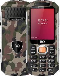 Мобильный <b>телефон BQ 2817</b> Tank Quattro Power, камуфляж ...