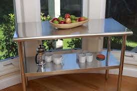 ampamp prep table: kitchen island top cabinet storage utility counter prep