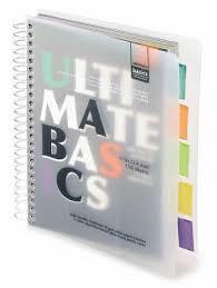 <b>Блокнот Альт</b> Ultimate Basics A5 150 листов в ассортименте 3 ...