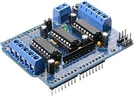 Qunqi L293D Motor Drive Shield for Arduino ... - Amazon.com
