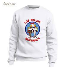 <b>Breaking Bad Hoodie Men</b> LOS POLLOS Hermanos Sweatshirt ...