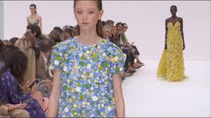 <b>Carolina Herrera</b> Spring 2020 Runway Show - YouTube