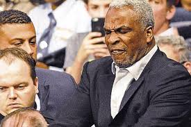 Image result for Charles Oakley knicks scuffle