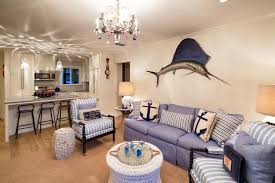 Nautical Decor Living Room Great Nautical Living Room For Interior Design Ideas For Home