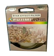 <b>Светофильтр Fujimi</b> Star-6 EFFECT <b>dHD</b> 67мм