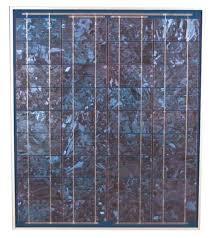 Power Up BSP-40-12 Industrial-Grade <b>40W 12V</b> Poly <b>Solar Panel</b>