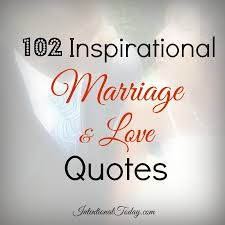102 marriage and love quotes to inspire your marriage ... via Relatably.com