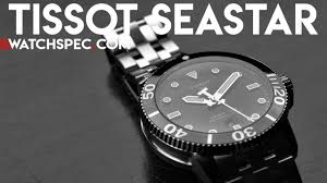 Tissot Seastar <b>1000</b> Powermatic <b>80</b>