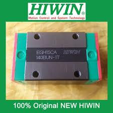 <b>1pcs HIWIN</b> EGH15 EGH15CA EG15 New <b>original linear</b> guide ...