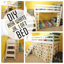 diy kids loft bunk bed with stairs bunk bed steps casa kids
